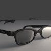 3D Glasses with Blender