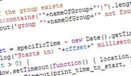 TISS Quick Registration Script